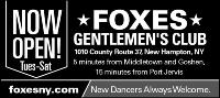 Foxes Gentlemen's Club