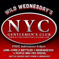 NYC Gentlemen's Club