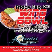 Wing Bowl After Party! Come Hit Us Up - Wing Eating Contest!