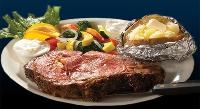 $9.99 Prime Rib Special Every Monday 4PM - 8PM!