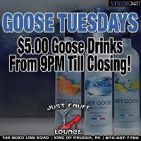 Tuesdays Are The Bomb @ Just Enuff!