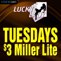 Tuesdays at Lucky Lady