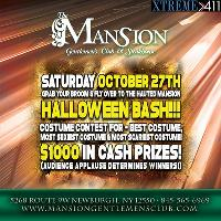 The Haunted Mansion Halloween BASH! Sat. Oct. 27th