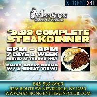 Hungry?! Check Us Out At The Mansion!