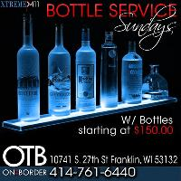 Bottle Service Sundays at On the Border in Franklin WI