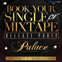 Book Your Single Release Party At The Palace In NJ!