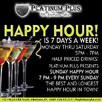 The Best Happy Hour In The Lehigh Valley!