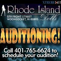 Now Auditioning at Rhode Island Dolls