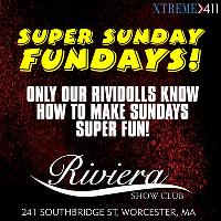 Sunday Fundays at Riviera MA