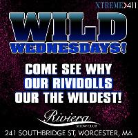 Wild Wednesdays at Riviera MA