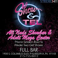 Hottest All Nude Full Bar In Philly! Right Near The Stadium!