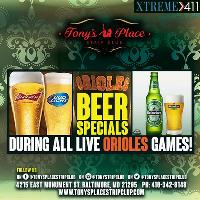 Come Hang w/ Us To Catch The Orioles Games!