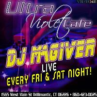 DJ Magiver Live At Ultra Violet in Willimantic CT!